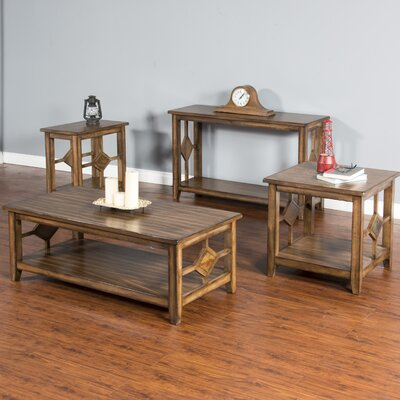 Sunny Designs Coventry Coffee Table Set
