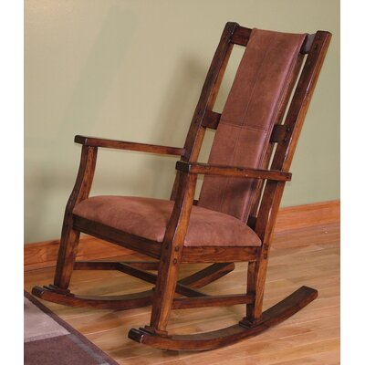 Sunny Designs Santa Fe Rocking Chair