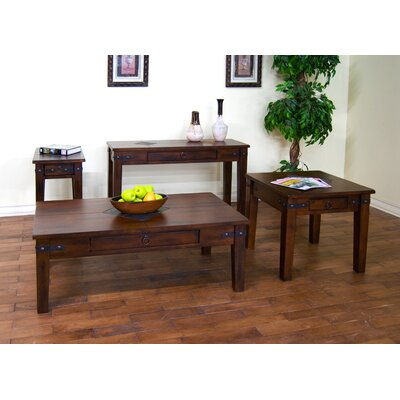 Sunny Designs Santa Fe Coffee Table Set