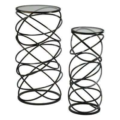 Cyan Design Spira 2 Piece Nesting Tables Image