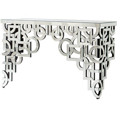 Cyan Design Volos Mirroed Console Table