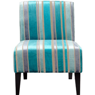 Cyan Design Stripy Slipper Chair