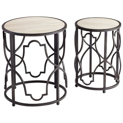 Cyan Design Gatsby 2 Piece Nesting Tables