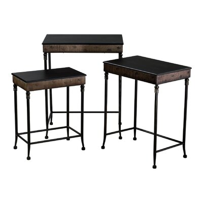 Cyan Design Empire 3 Piece Nesting Tables