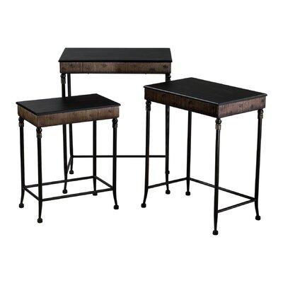 Cyan Design Empire 3 Piece Nesting Tables