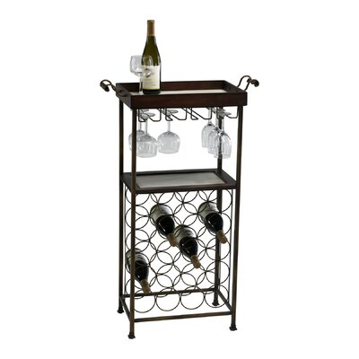Cyan Design New York 20 Bottle Floor Wine Rack