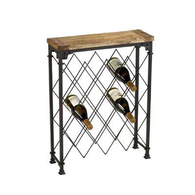 Cyan Design Hudson 9 Bottle Floor Wine Rack