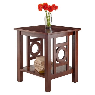 Luxury Home Ollie End Table