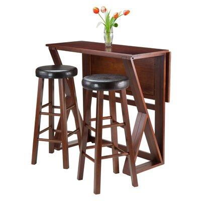 Luxury Home Harrington 3 Piece Counter Heigh..