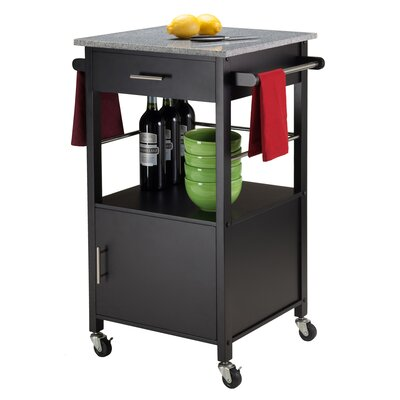 Luxury Home Davenport Kitchen Cart