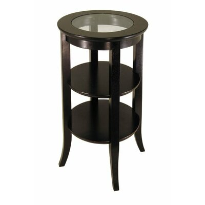 Luxury Home Genoa End Table