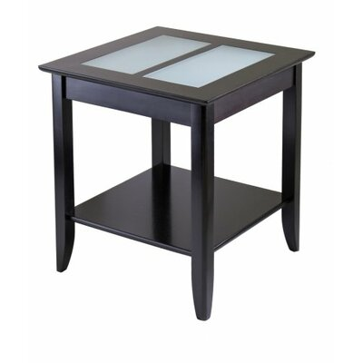 Luxury Home Syrah End Table