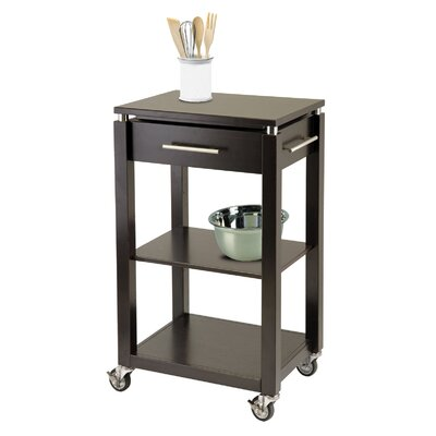 Luxury Home Linea Kitchen Cart