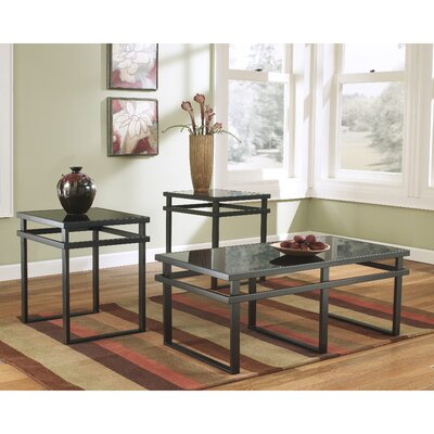 Flash Furniture Laney 3 Piece Coffee Table Set