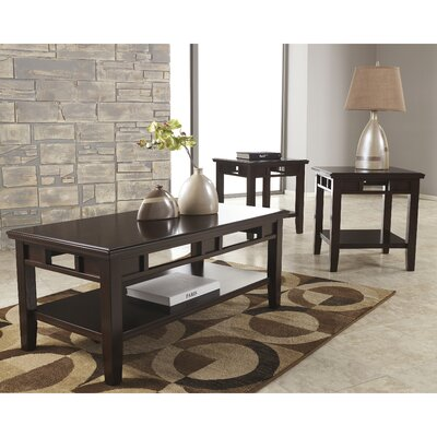 Flash Furniture Logan 3 Piece Coffee Table Set