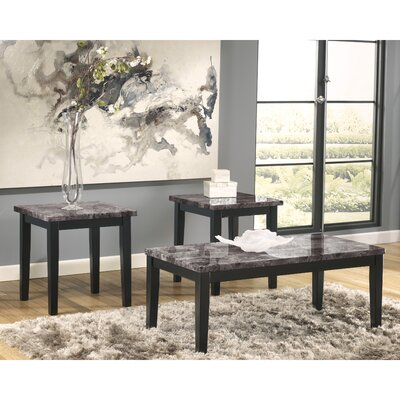 Flash Furniture Maysville 3 Piece Coffee Table Set