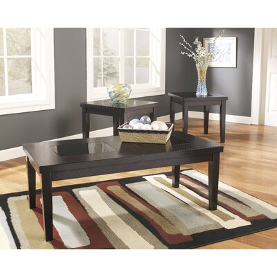 Flash Furniture Denja 3 Piece Coffee Tabl..