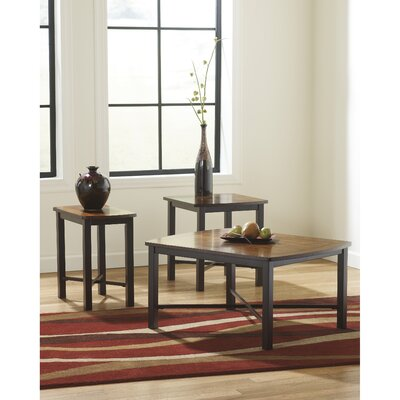 Flash Furniture Fletcher 3 Piece Coffe..