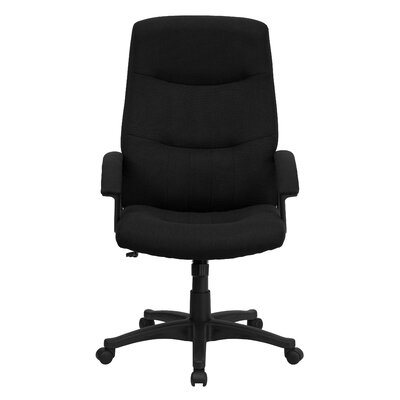 Flash Furniture High-Back Fabric Executive Chair (Set of 2)