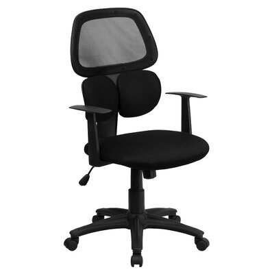 Flash Furniture Mid-Back M..