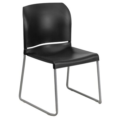 ... Flash Furniture Reviews By Flash Furniture Hercules Series Contoured  Stack Guest ...