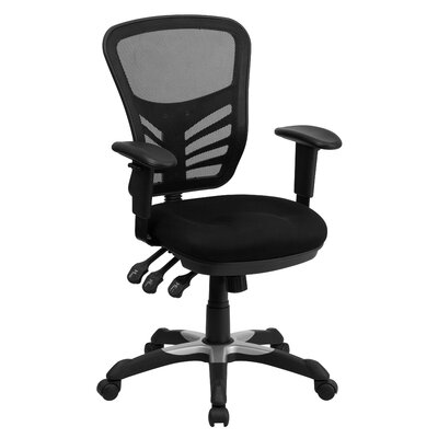 Flash Furniture Mid Back Mesh Office C..
