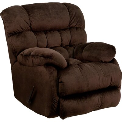 Flash Furniture Sharpei Contemporary Microfiber Rocker Recliner