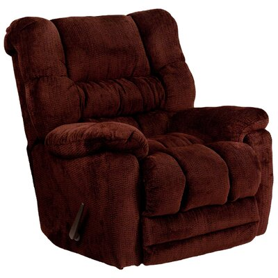 Flash Furniture Temptation Contemporary Microfiber Rocker Recliner (Set of 2)