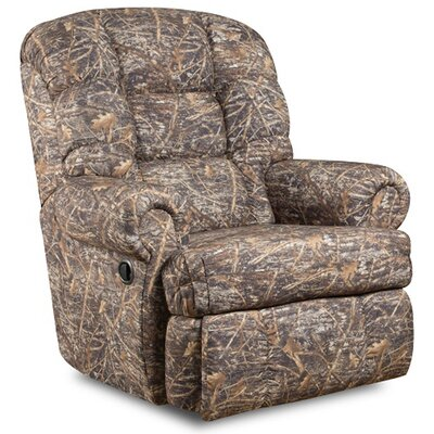 Flash Furniture Big and Tall Camouflaged Encore Conceal Fabric Recliner