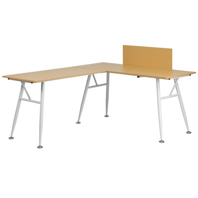 Flash Furniture L-Shape Computer Desk