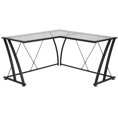 Flash Furniture L-Shape Writing Desk