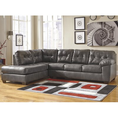 ... Flash Furniture Reviews By Flash Furniture Alliston Sectional Reviews  Wayfair ...