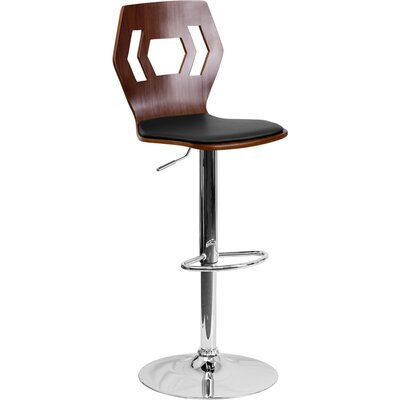 Flash Furniture Walnut Ben..