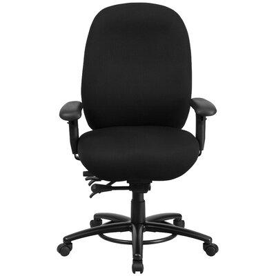 Flash Furniture Hercules Swivel Chair wit..