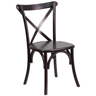Flash Furniture Hercules Series Stacking Dining Side Chair