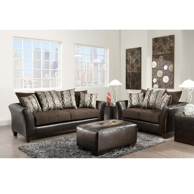 Flash Furniture Riverstone Rip Sable Living Room..