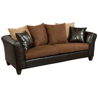 Flash Furniture Riverstone Sierra Microfiber Sofa