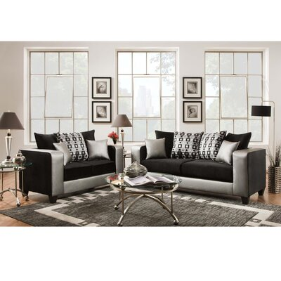 Flash Furniture Riverstone Implosion Living Room Set