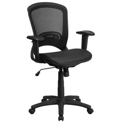 Flash Furniture Mid-Back Mesh Executive Chair