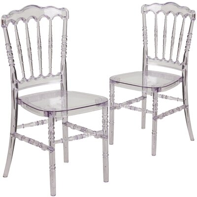 Flash Furniture Napoleon Side Chair (Set of 2)