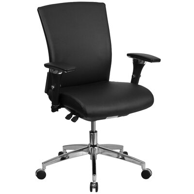 Flash Furniture Hercules Series Leather Executive Swivel Chair