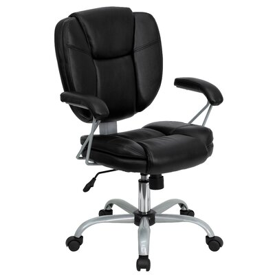 Flash Furniture Mid-Back Task Chair with ..