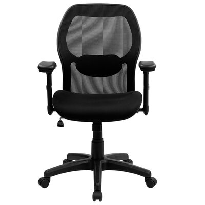 Flash Furniture Super Mid-Back Conference..