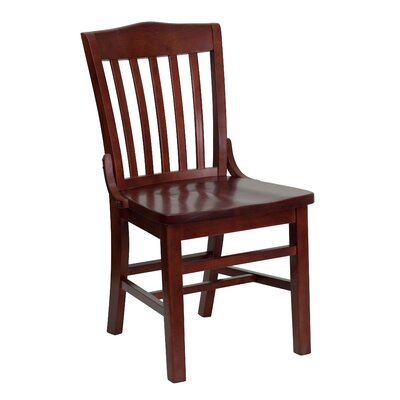 Red Barrel Studio Orlison School House Back Side Chair