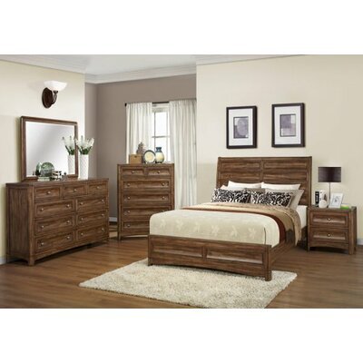 Loon Peak Lazy Acres Panel Customizable Bedroom Set