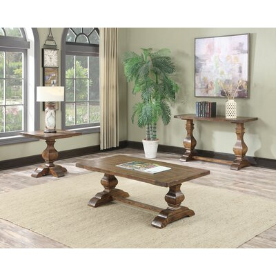 Darby Home Co Bates Coffee Table Set