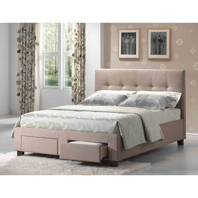 Alcott Hill Upholstered Platform Bed
