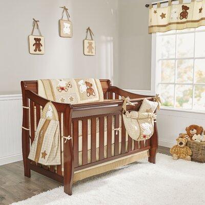 Geenny Boutique Teddy Bear 13 Piece Crib Bedding Set