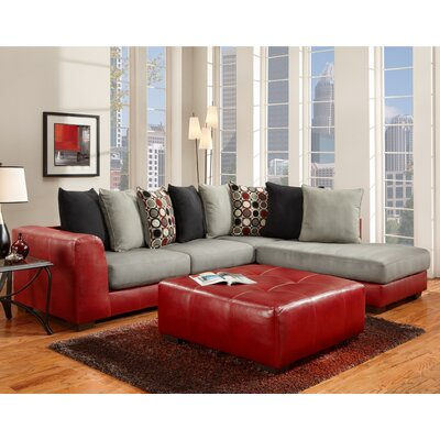 Chelsea Home Furniture Landon Modular Sectional