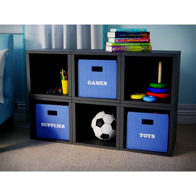 Way Basics zBoard Storage Stackable and M..